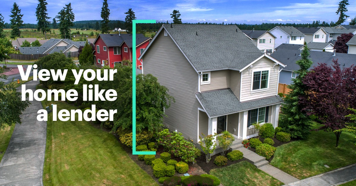 View Your Home Like a Mortgage Lender