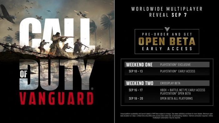 Everything about Call of Duty Vanguard