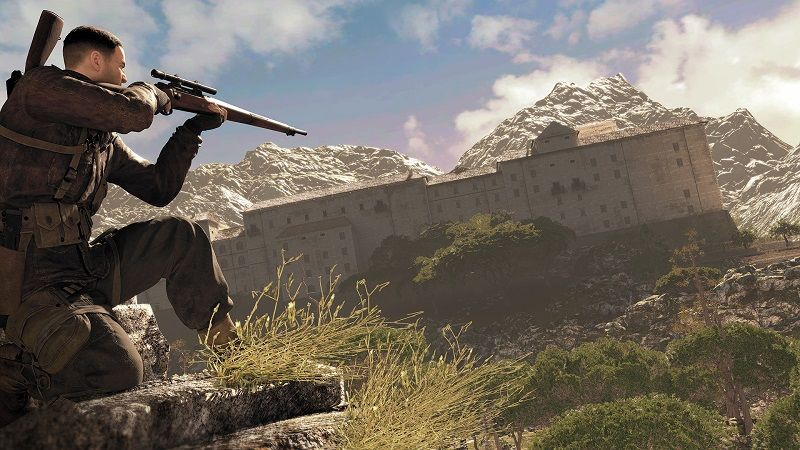 Sniper Elite 4 is now much better with the next generation update