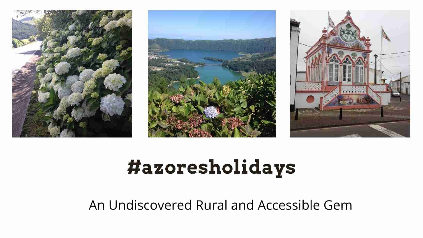 Azores Holidays Are A Chance To Slow Down and Savour!