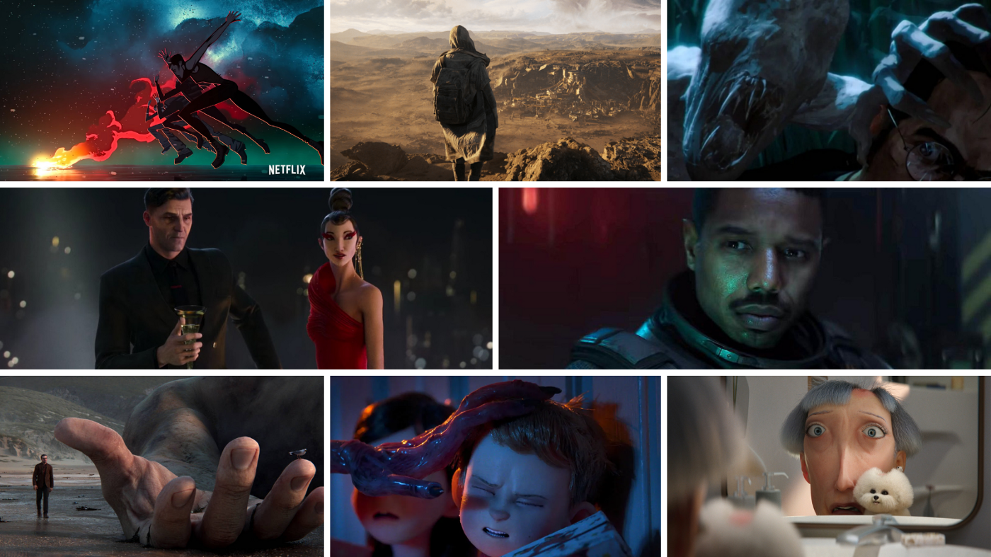 Rating Netflix's Love Death and Robots Volume 2's Shorts from Best to Worst
