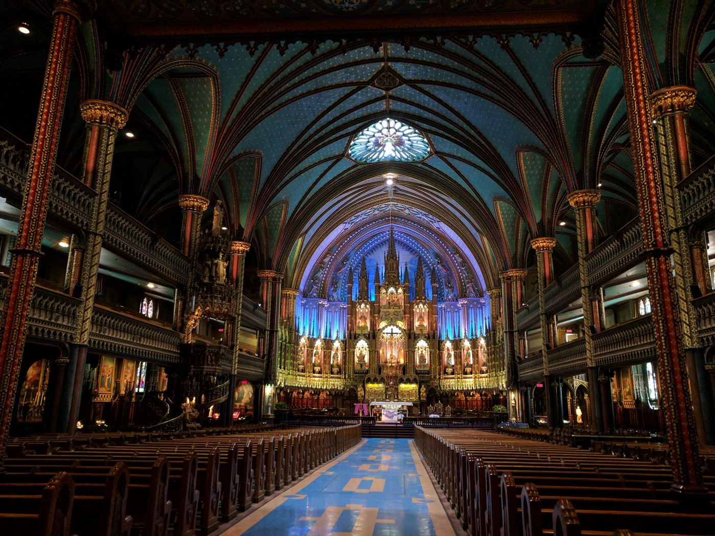 An inspiring cathedral