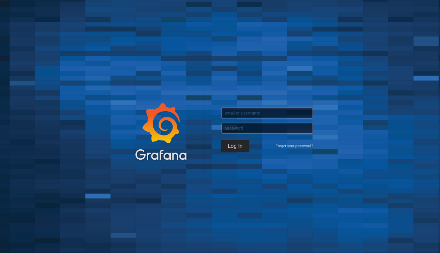 Get system metrics for 5 min with Docker, Telegraf, Influxdb and Grafana