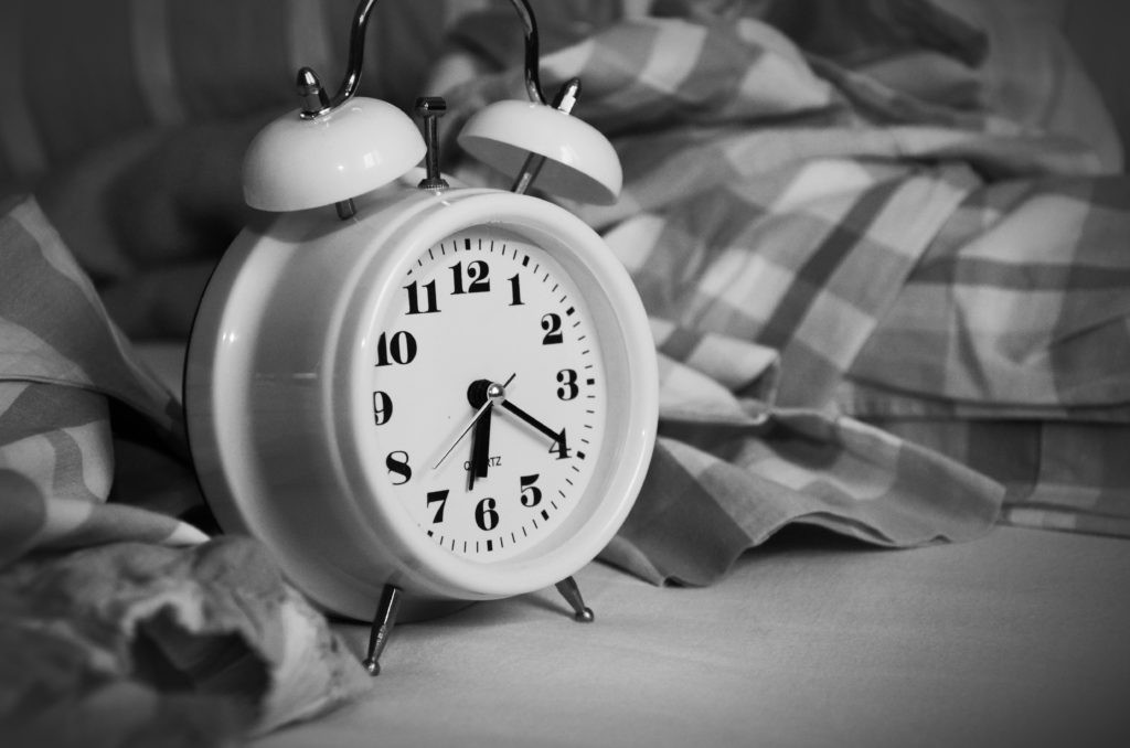 Alarm clock, be on time to your coworking space