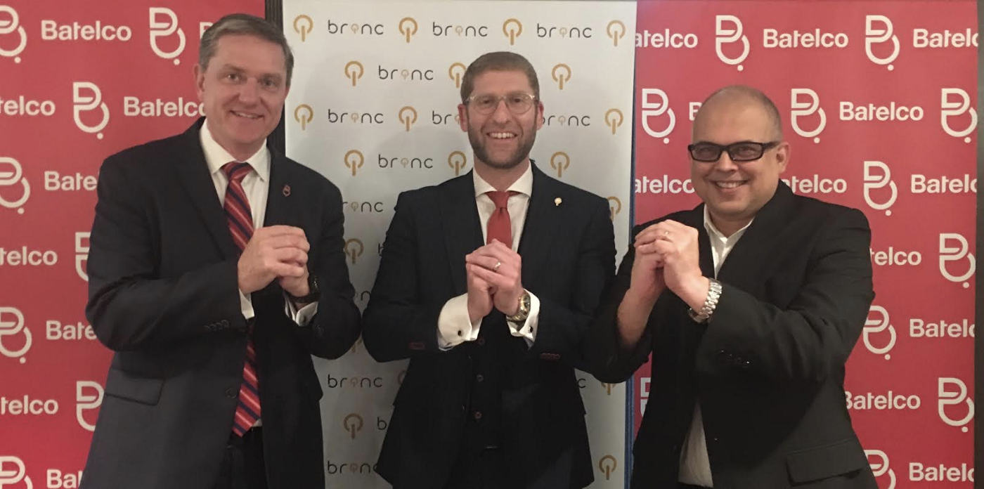 Brinc Teams Up With Batelco (Bahrain's Leading Telecom) To Expand