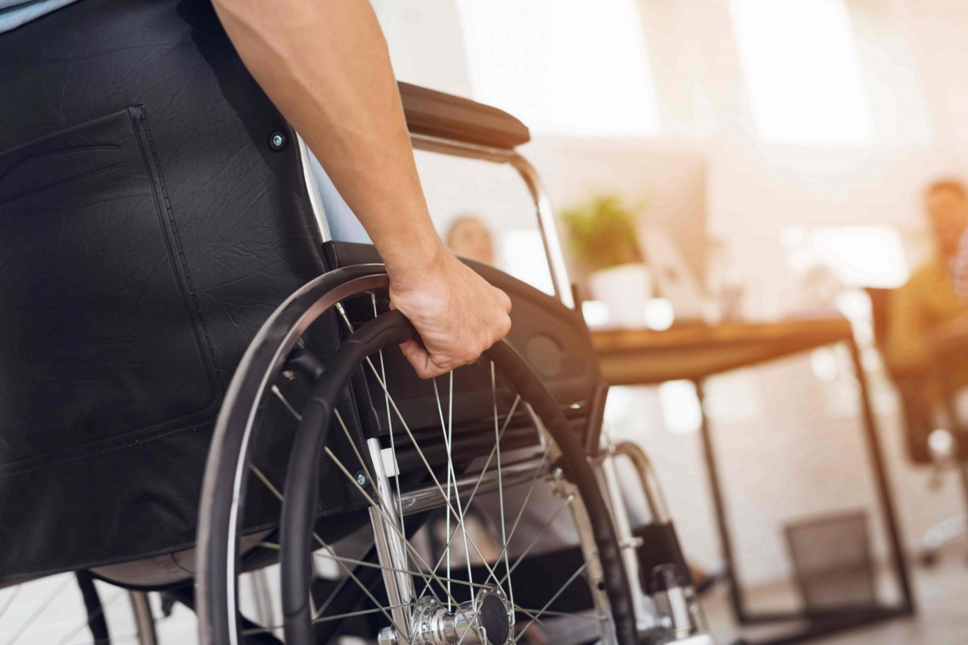 It's time to break the disability stigma in the workplace | Rouzbeh Pirouz