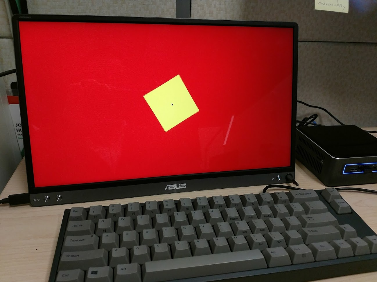 Using the Chrome OS* graphics stack on Intel-based Linux* desktops