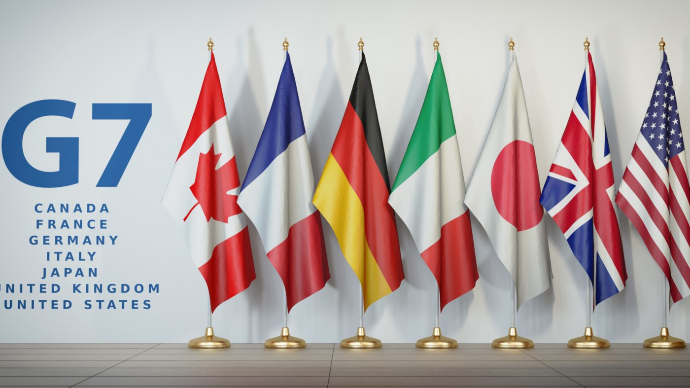 G7 ministers set to defend international order from China