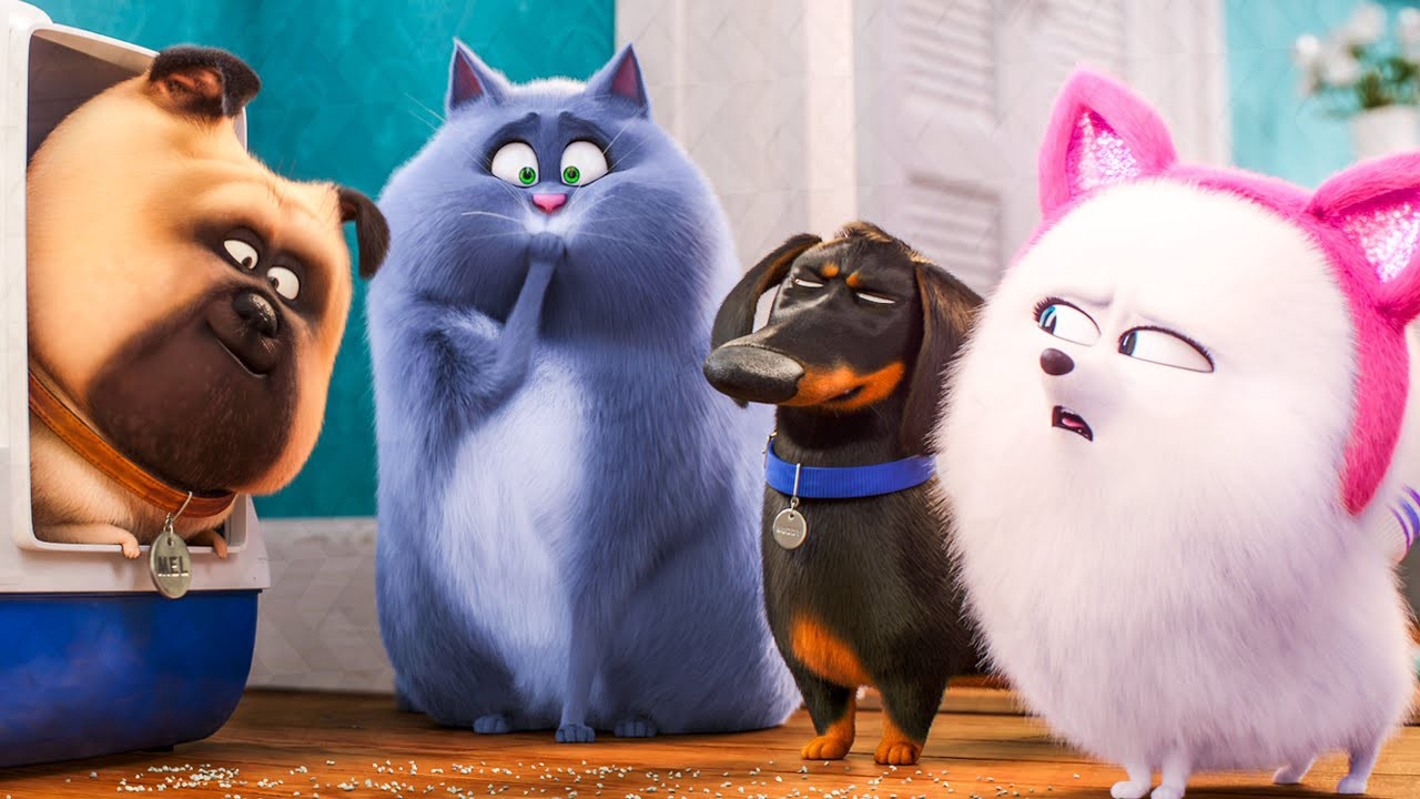 The Secret Life Of Pets 2 2019 Google Drive Hd 266
