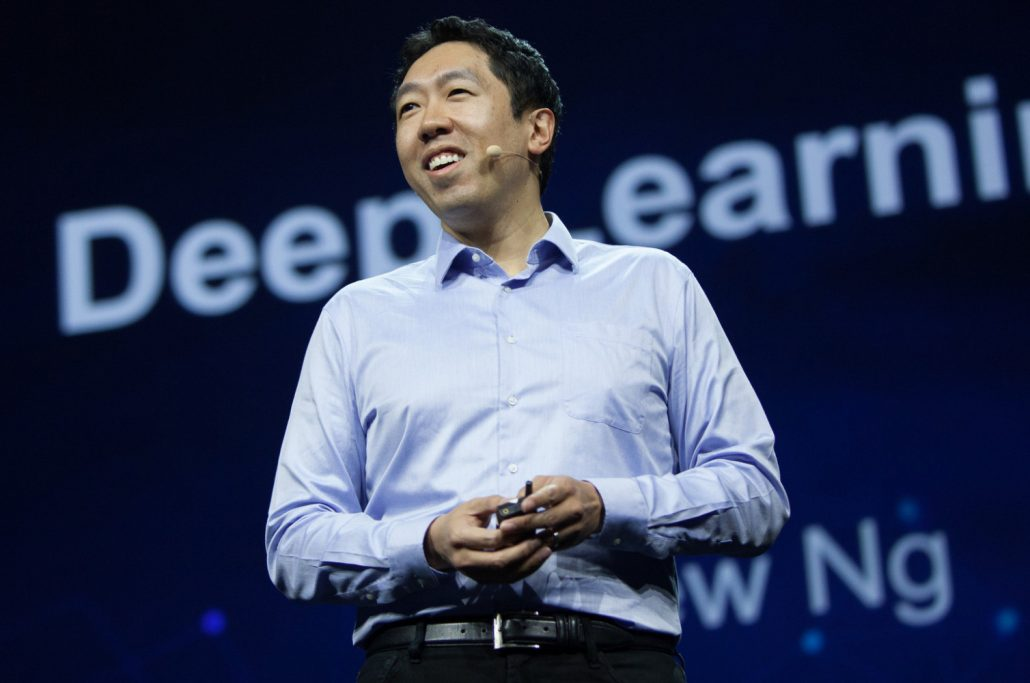 top 10 people in ai andrew ng