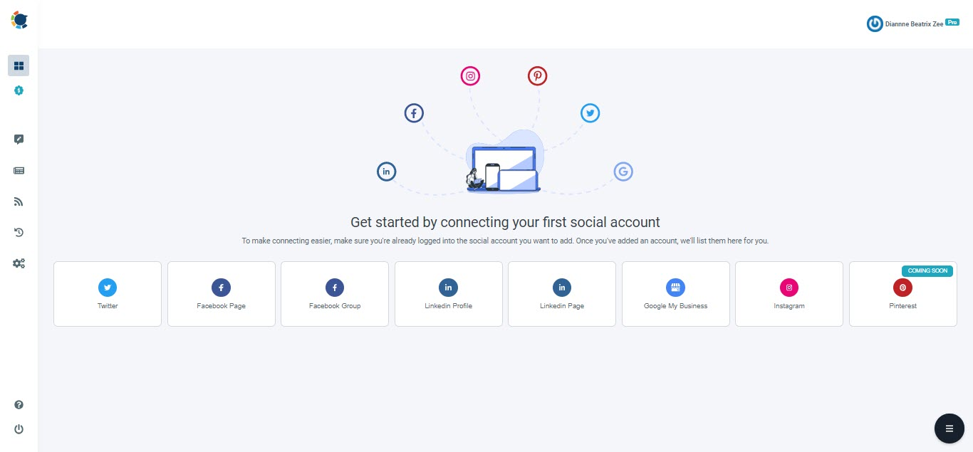 Schedule your post on Facebook pages and Facebook groups at once on Circleboom Publish!