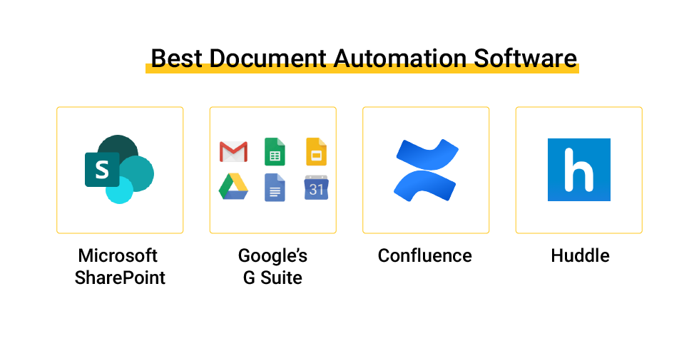 Best Document Automation Software