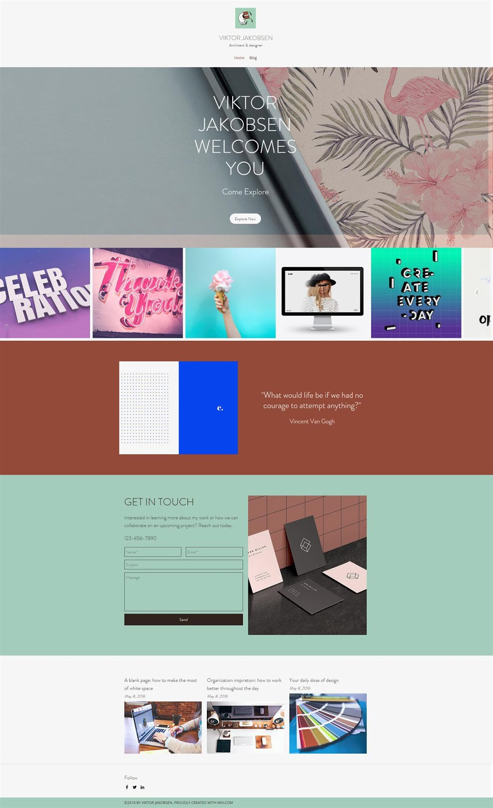 Squarespace vs  Wix: How to add Site Title and Logo to your website