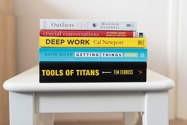 The 12 Best Business Books to Read Any Year