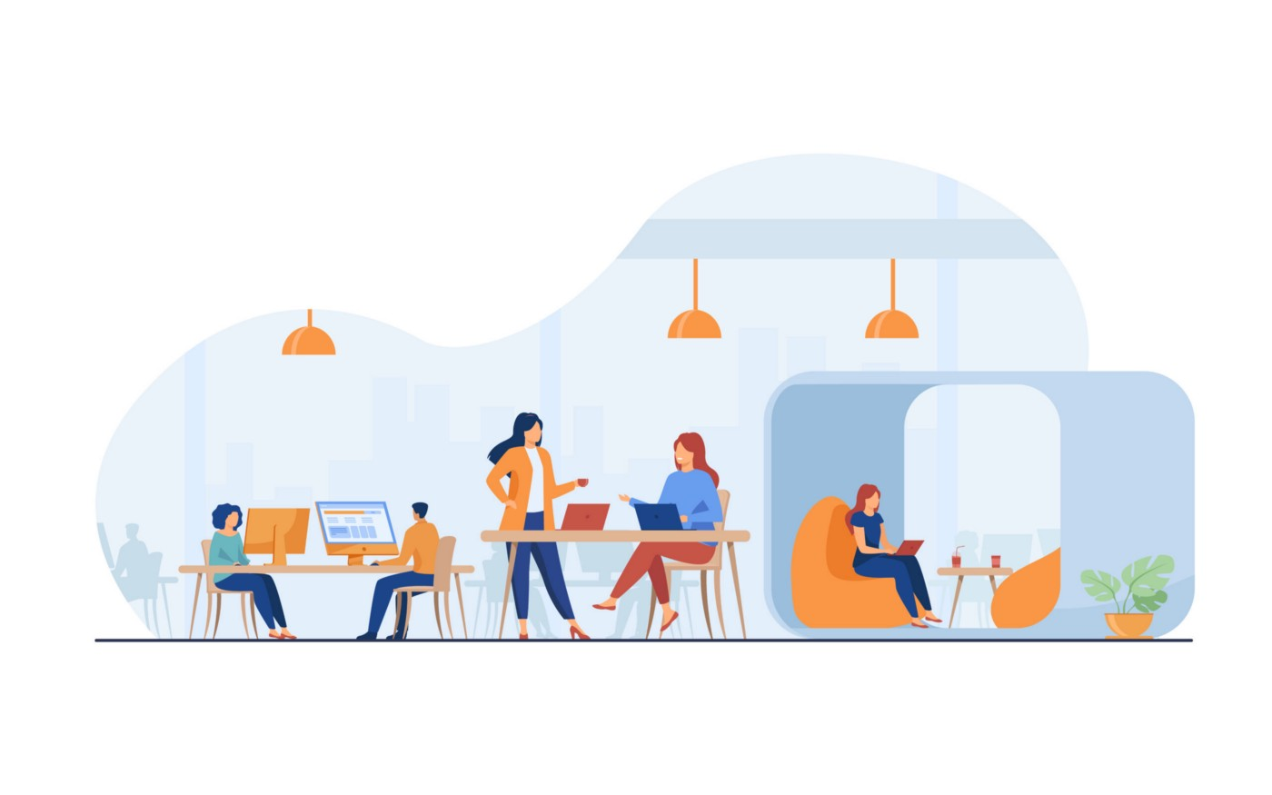 The Impact of AI on Workspaces