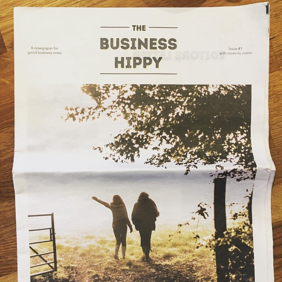 Introducing The Business Hippy - The Happy Startup School - Medium