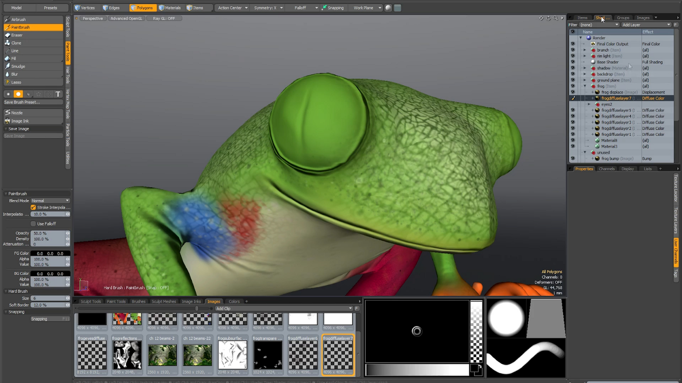 Software Highlight: MODO, what are its strengths and is it for you?