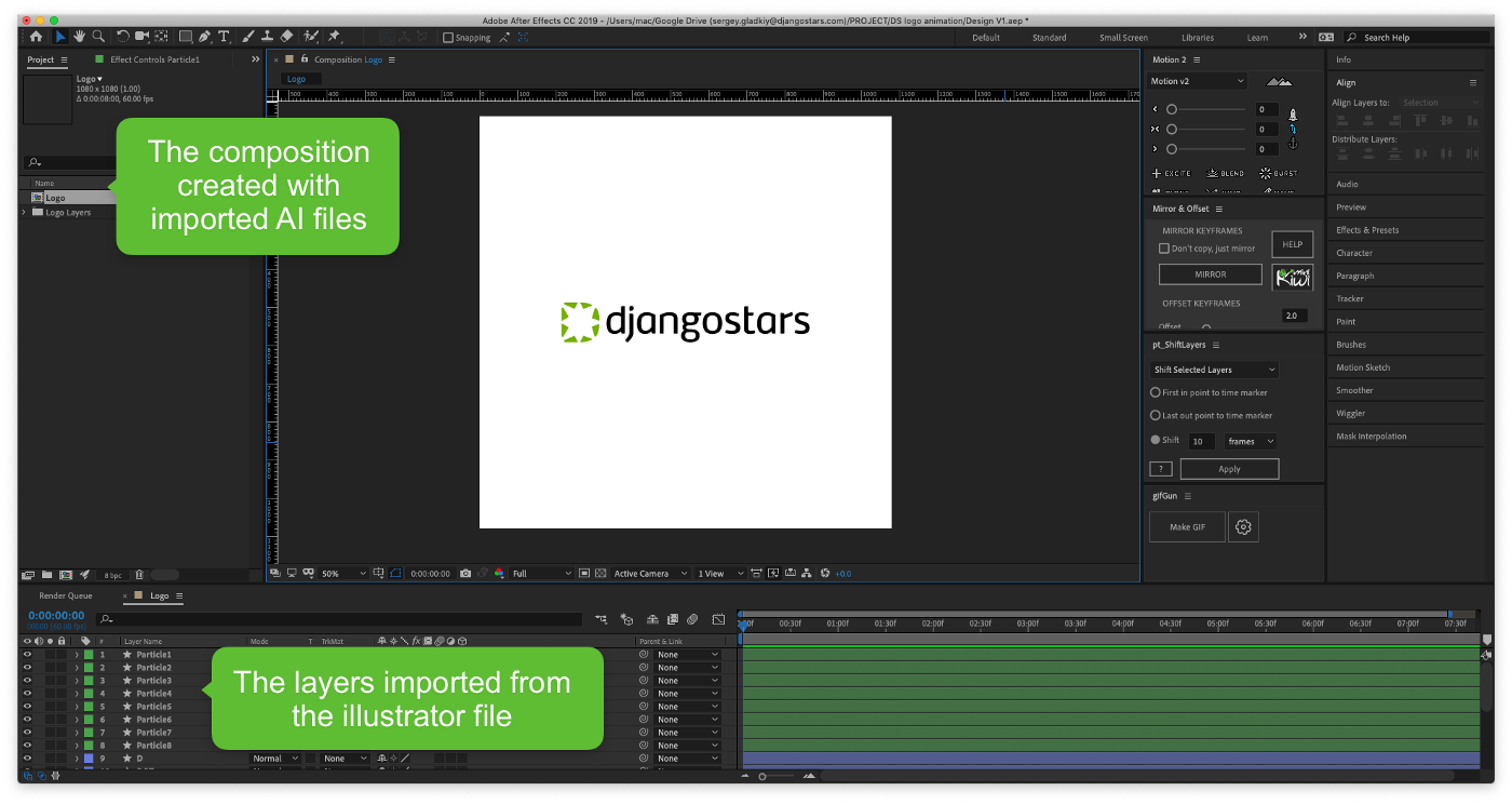 A Guide to Lottie Framework: 5 Steps to Create an Animation