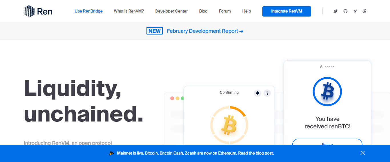 What Is Renproject.io? (REN) Complete Guide & Review About Renproject.io