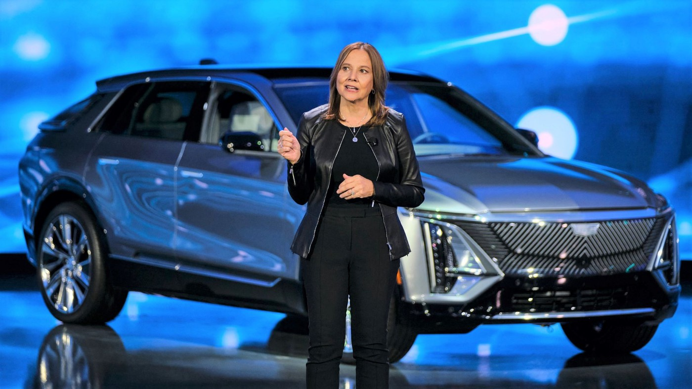 General Motors outlines plans for electrifying growth
