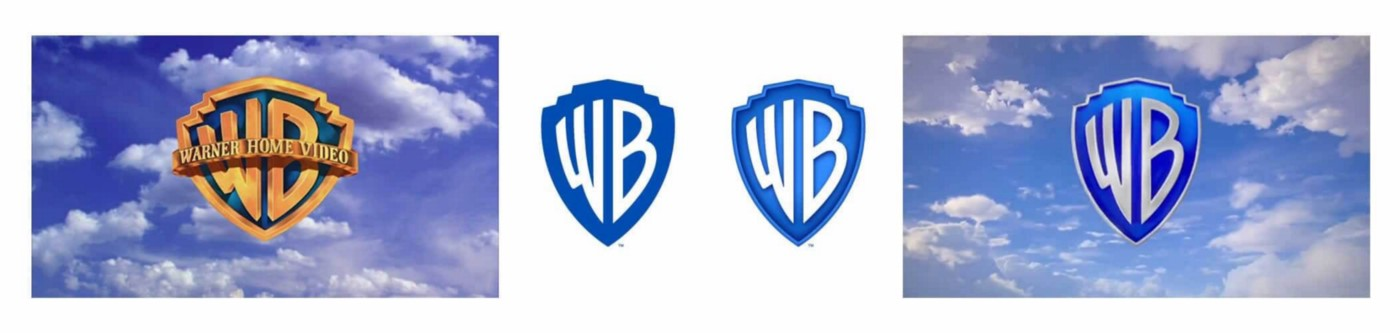 The Warner Brothers Logo - The Most Iconic Logos of The 20th Century