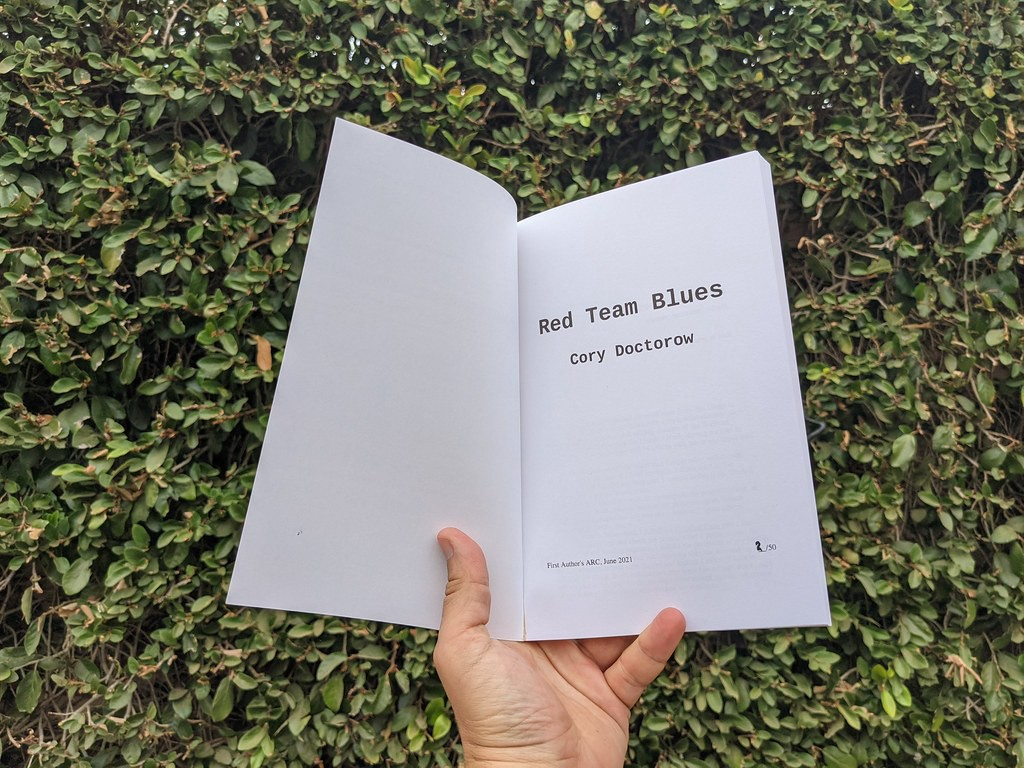 """Authors' uncorrected galley for """"Red Team Blues"""" (2021)."""