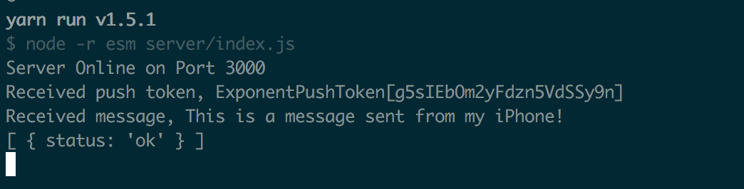 React Native: Adding Push Notifications to your App with Expo