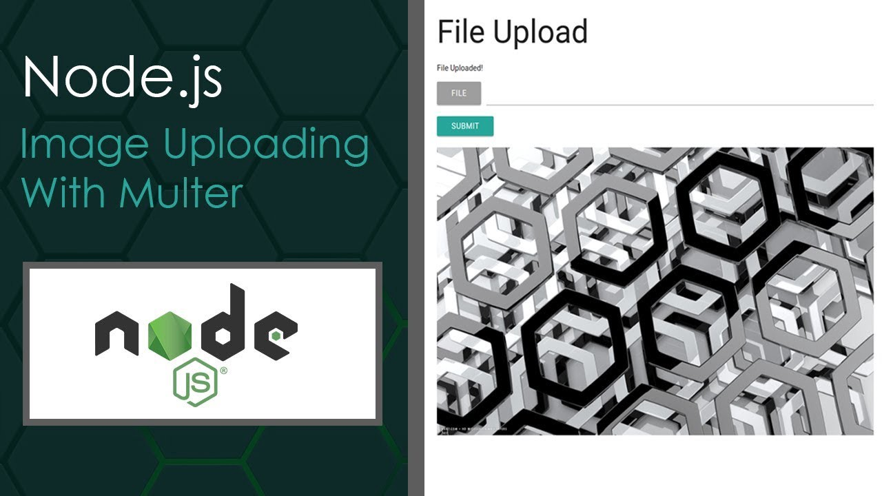 Image uploading in Node JS, Handle file size and file type error