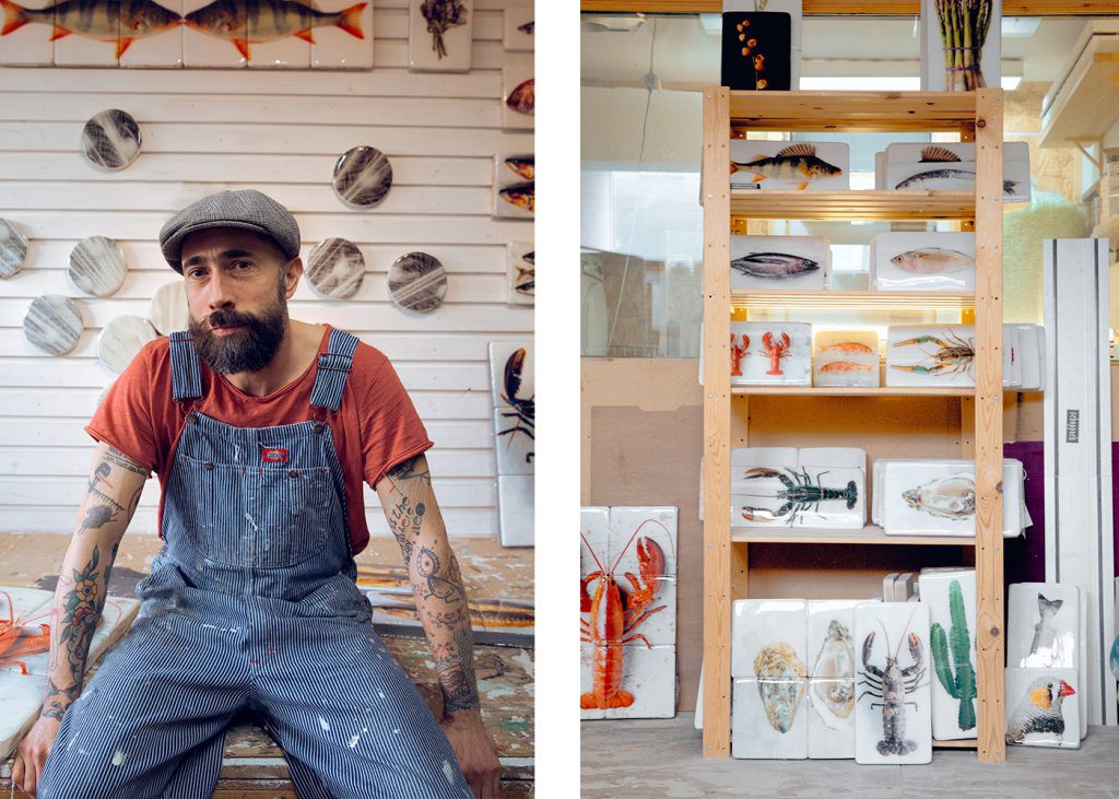 Martijn Smulders and the Stigerwoods Atelier