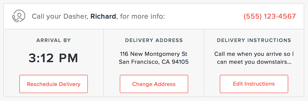 Bringing a New Level of Detail and Support to Your DoorDash Order