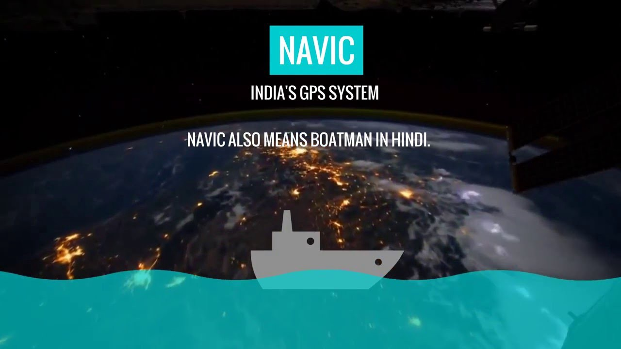How NavIC[India's own GPS] is beneficial to India……!!!