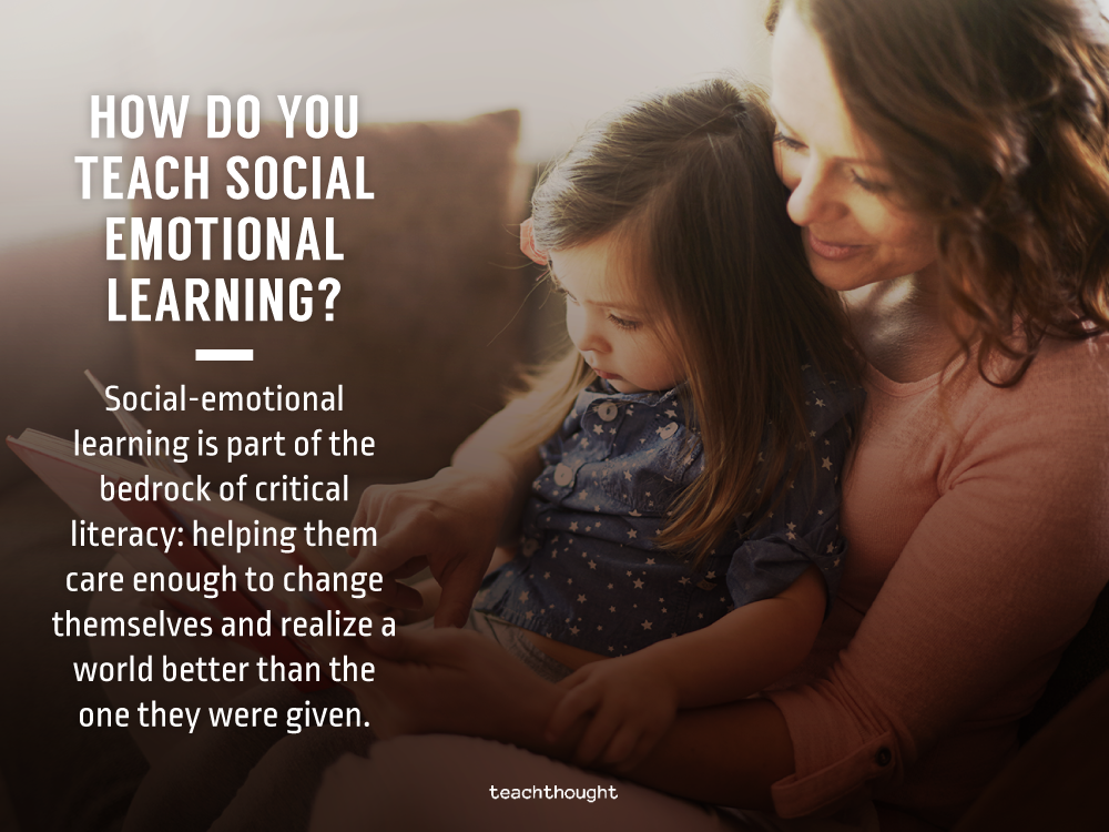 How Do You Explain Social-Emotional Learning In The Classroom?