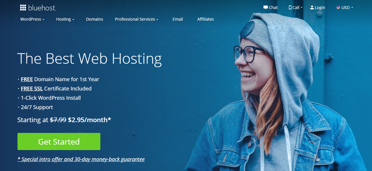 Bluehost for Wordpress sites - How To Set Up WooCommerce