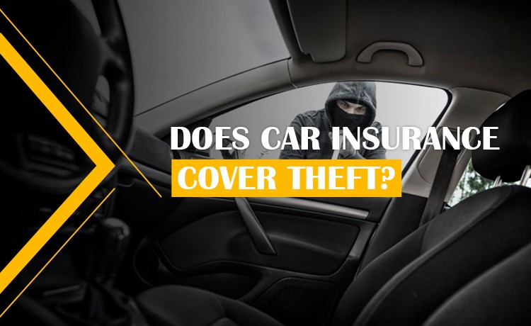 Does Car Insurance Cover Theft?