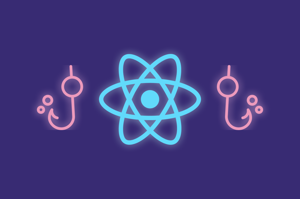 React hooks banner picture