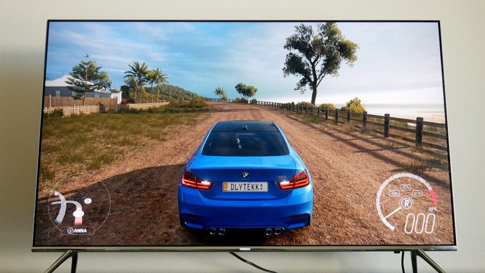 HDR Gaming on the Xbox One S Review and (Samsung KS8000 TV Settings)