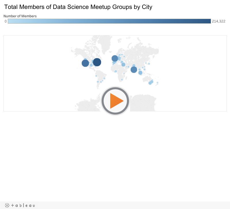 What Are the Best European Cities for Jobs in Data Science?