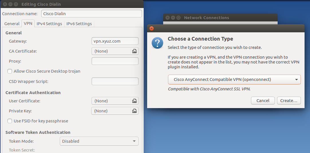 Anyconnect vpn client linux download