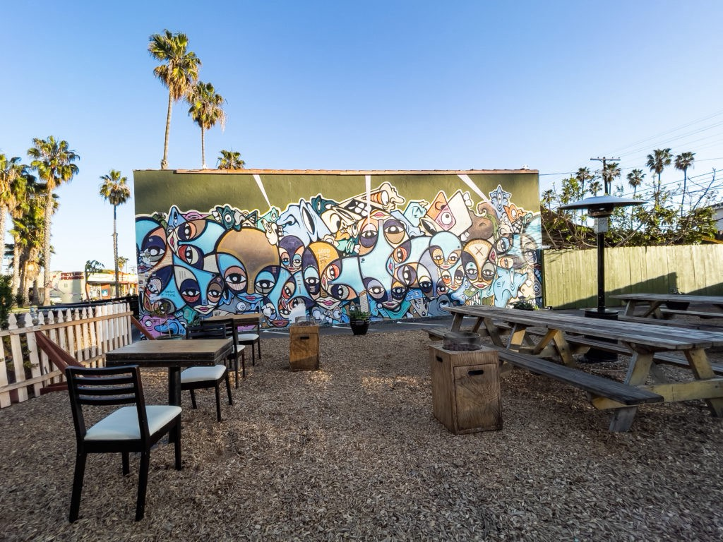 Amazing murals in Oceanside - The Whet Noodle