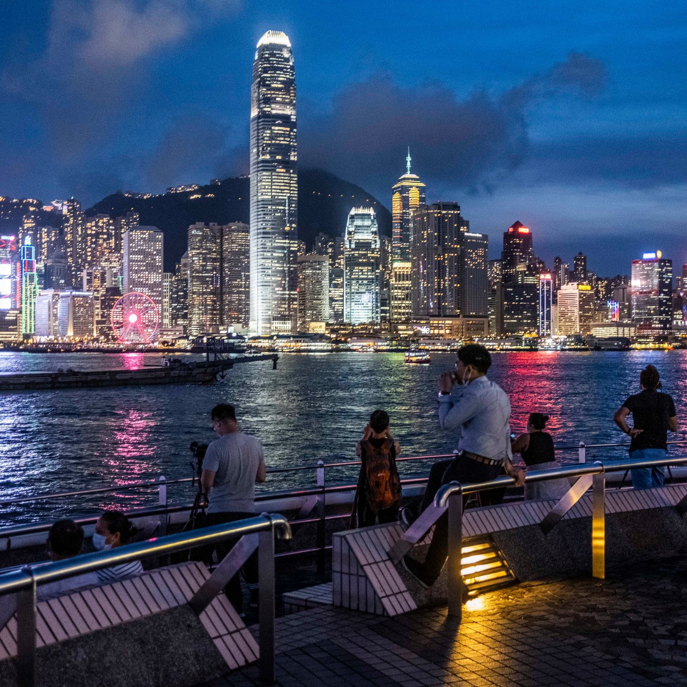 U.S. to sanction Chinese officials over Hong Kong