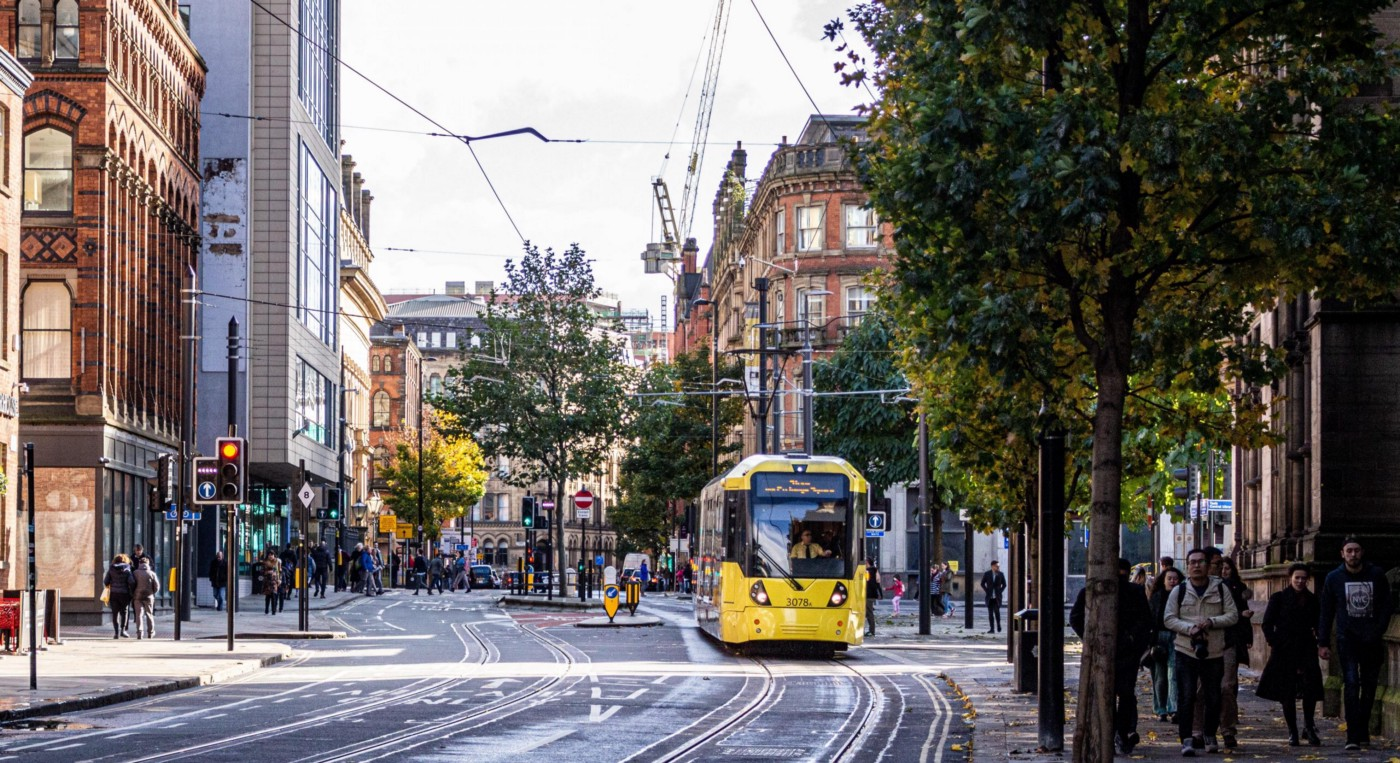 A Teenager Has Been Stabbed In Victoria Tram Station