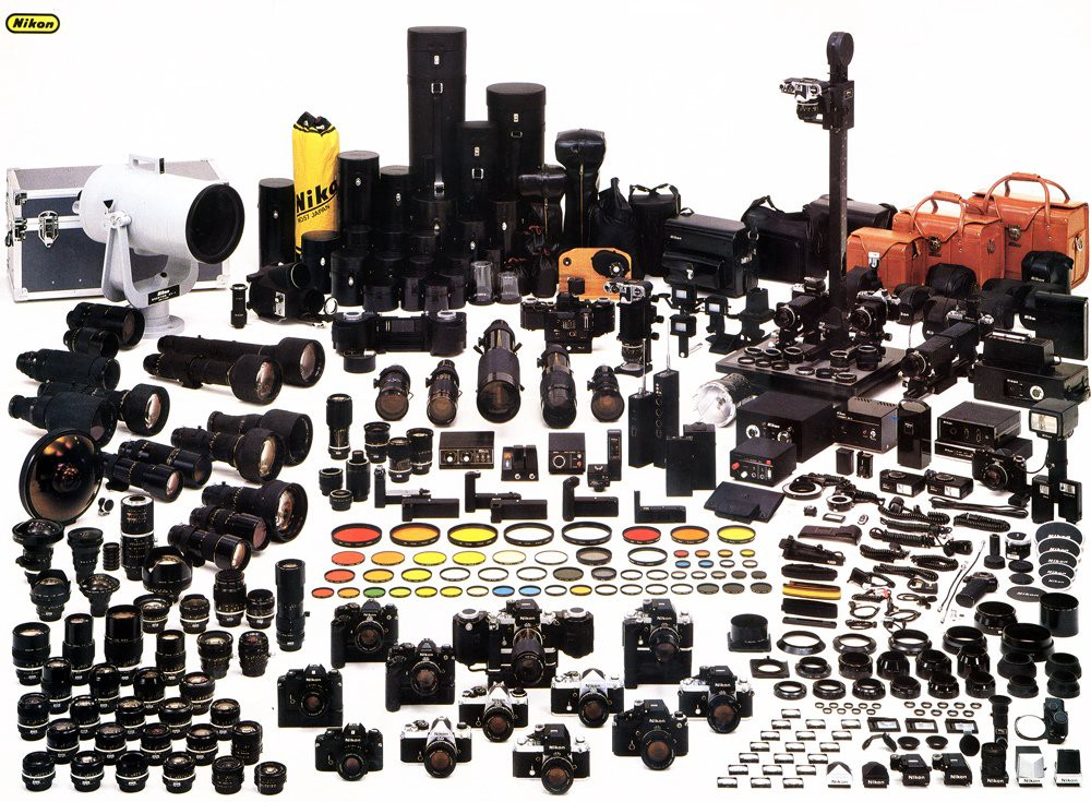 Nikon versus Canon: A Story Of Technology Change - Learning By Shipping