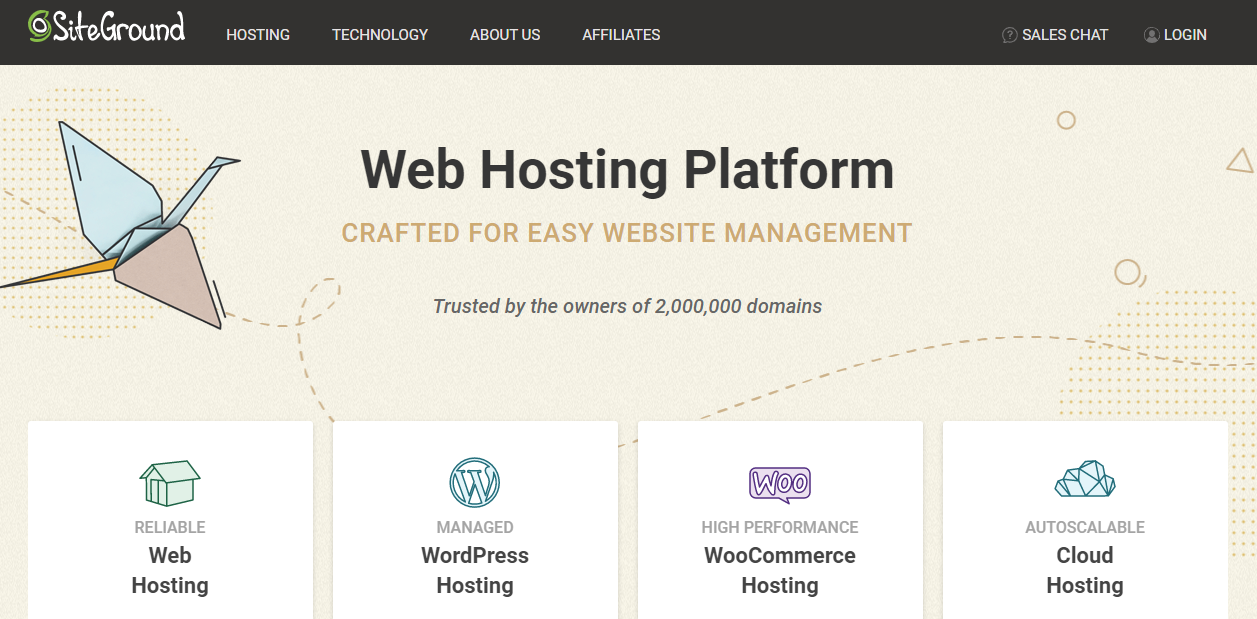 SiteGround for Wordpress sites - How To Set Up WooCommerce