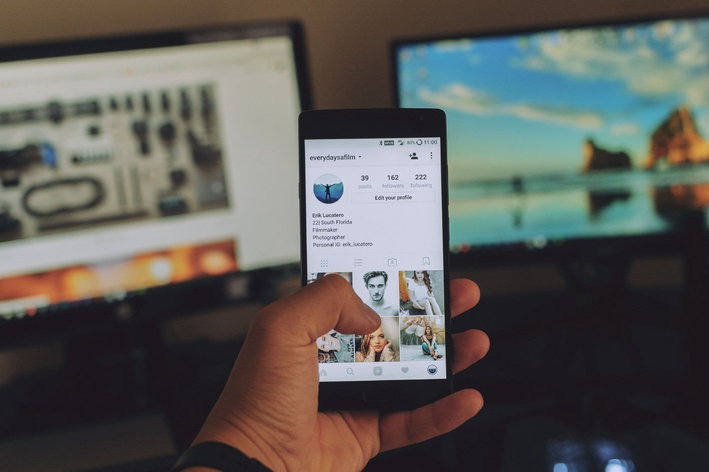 How to promote your Instagram account for free