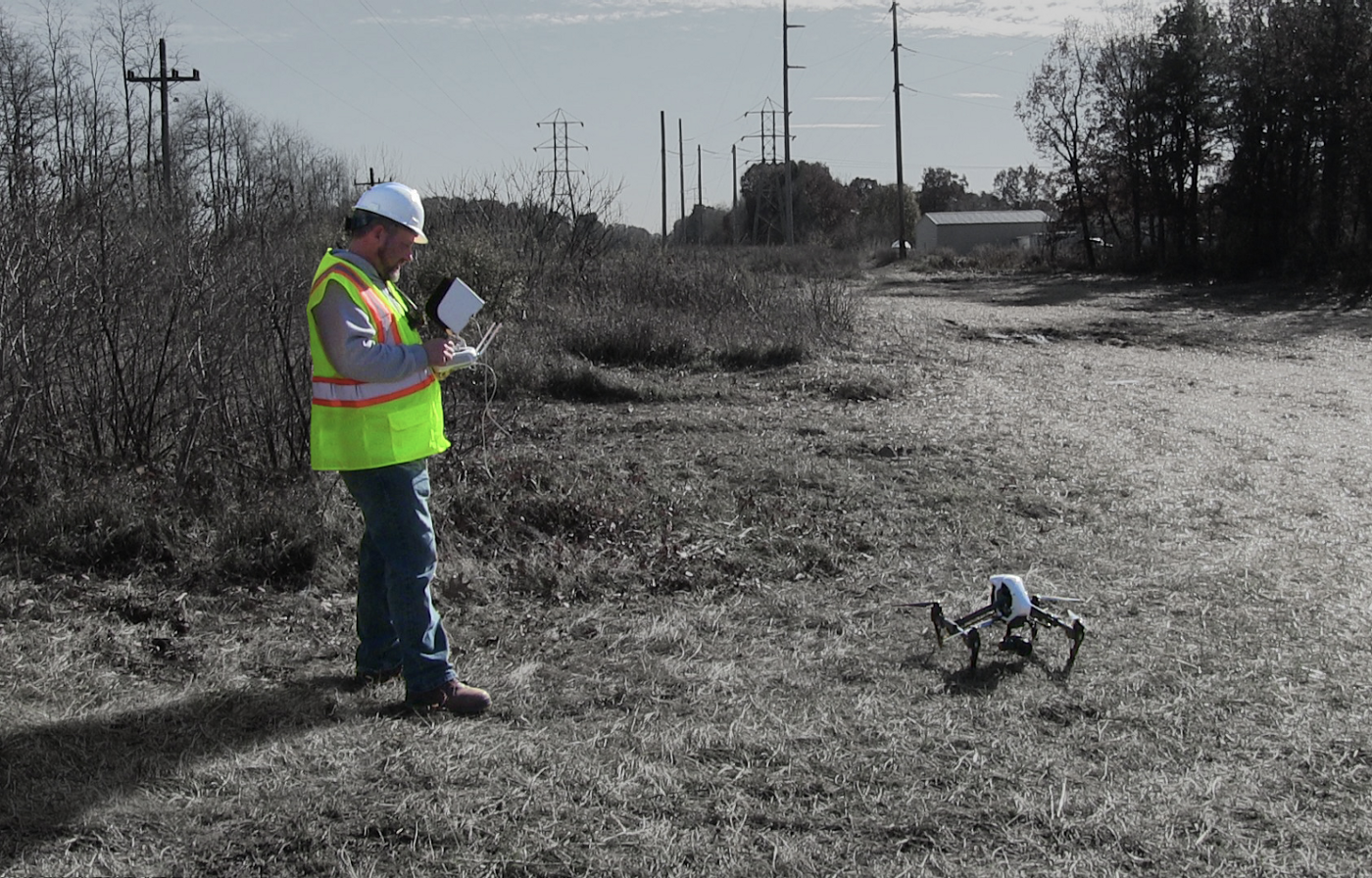 Drones in Construction: Improving Commercial Inspections and Jobsite