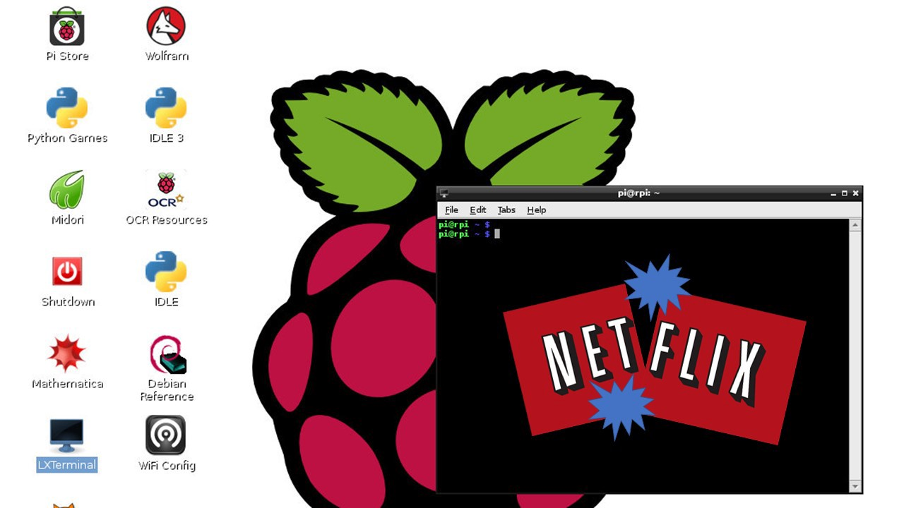 How to Run Netflix on Raspberry Pi - Raspberry Pi Software Tips and