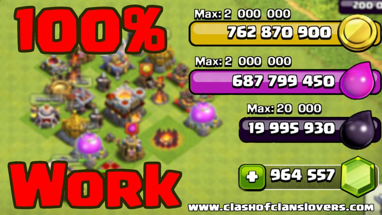 Clash of Clans Private Server — Clash of Clans Hack Server in 2018