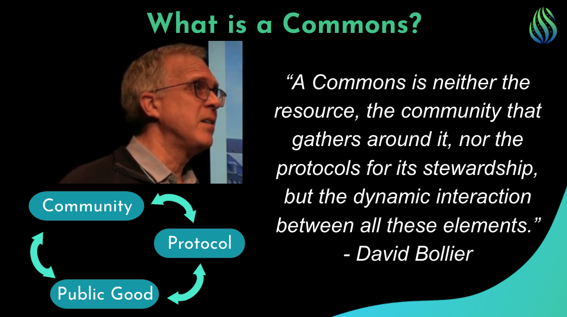 A slide from 'Intro to cadCAD workshop'