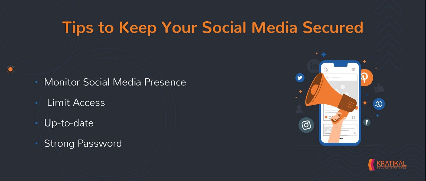 Tips to keep your social media account secure