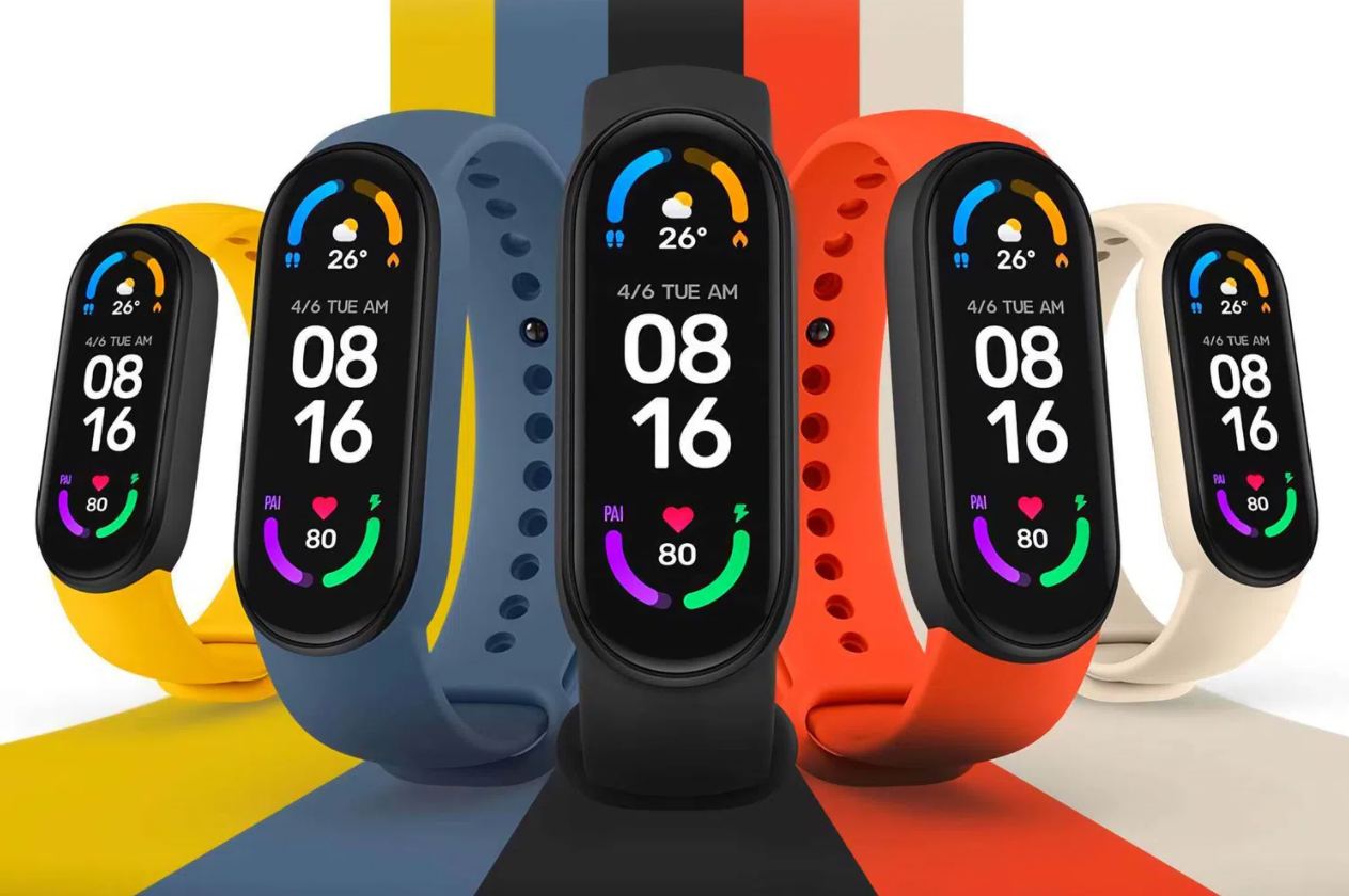 Xiaomi Mi Band 6 sales exceeded 3 million units in two months